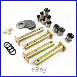 Dipper End Pin & Bush Kit to fit Volvo EC14 / EC15B / EC15C / EC17C / EC18C