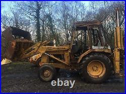 Dismantling-Case 580f Backhoe Loader Digger! Loader Valve Block Only