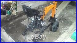 Distributor wanted for 360 Mini Excavator Digger Loader Kanga Dingo Kubota
