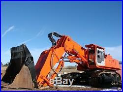 EX700 Excavator 4in1 Front Shovel DUMP TRUCK Wheel LOADER BUCKET tracked dozer