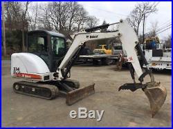 Excavator Bobcat 334 Cat, Kubota, Deere, Gehl