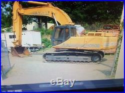 Excavator Case 9050B 1997