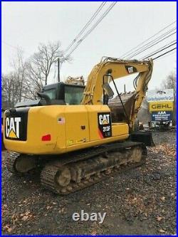 Excavator Cat 313F LGC Ready to work. 1588 Hours