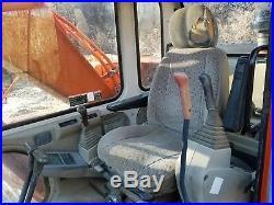 Excavator Daewoo Solar track excavator 170 LC-V Doosan 2006