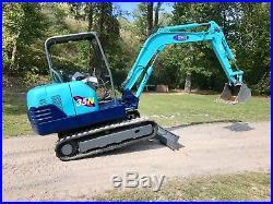 Excavator, IHI, johndeere, bobcat, dozer, backhoe, yanmar, kubota, cat! Diesel track