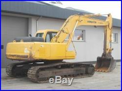 Excavator Komatsu 210LC