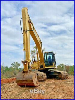 Excavator Komatsu PC220LC-8