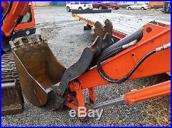 Excavator Kubota KX080-3 2013 only 522 hours