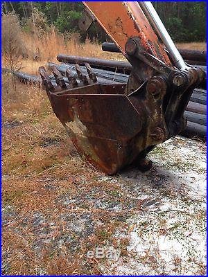 HITACHI UH083 LC Excavator