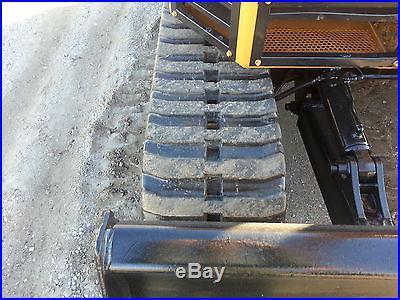 Hanix S&B550 Mini Excavator Trackhoe Backhoe Dozer Mitsubishi Diesel