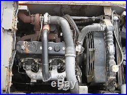 Hitachi EX120-2 Excavator, EROPS with Air, 36' Bucket, Isuzu diesel, 6,280 hours