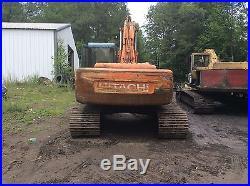 Hitachi EX200-3LC Excavator