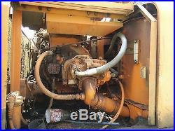 Hitachi EX220LC-3 Excavator Motor Problem Needs Repair