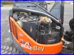 Hitachi ZX35UNA-Z Used Mini Excavator Farm Tractor Dozer