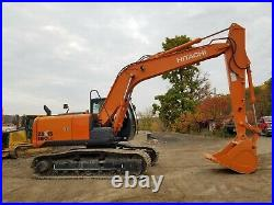 Hitachi Zx180 Excavator Only 21 Hours Ready To Work! We Finance