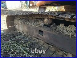 Hitachi ex200LC-1 hydraulic Excavator