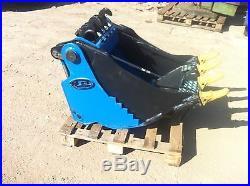 Hydraulic 4 in 1 excavator bucket JCB KUBOTA CAT KOMATSU TAKEUCHI HITACHI CASE