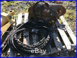 Hydraulic Quick Coupler for Komatsu PC150