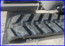 IHI 17VX Mini Excavator 2015 Diesel Expandable rubber tracks 7 digging depth