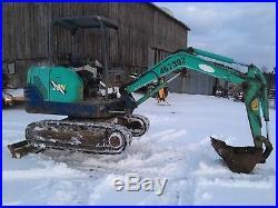 IHI 28N Mini Excavator