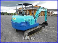 IHI 35N Used Mini Excavator Farm Tractor Diesel Dozer
