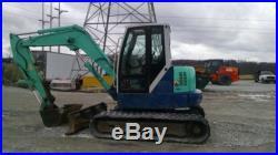IHI 80 Excavator