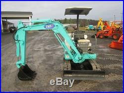 IHI Used Mini Excavator Farm Tractor Dozer #0003