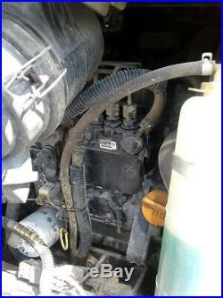 Ihi 15vx Mini Excavator. Yanmar Engine. 2 Speed. Runs Great! Kubota Bobcat Cat
