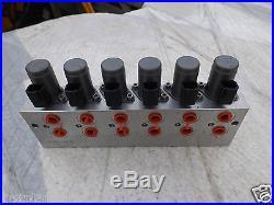 JCB 1CX/3CX/4CX Electronic Hydraulic Valve Block 332/F7297