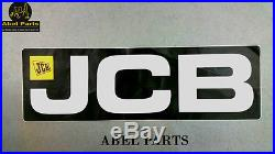 JCB DECALS STICKER 54CM LENGTH AND 17CM WIDTH