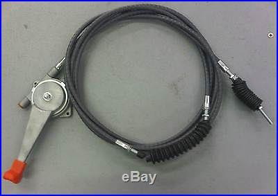 JCB PARTS 3CX THROTTLE CABLE ASSY. (PART NO. 910/48800)