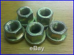 JCB PARTS 3CX WHEELS NUTS (5 PCS) PART NO. 106/40001