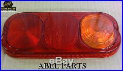 JCB Parts 3CX Rear Light Lens (Genuine Product)