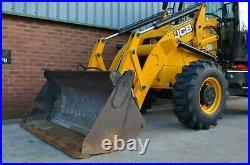 Jcb 2cx Street Master Backhoe Loader 55kw / 75hp Engine / Year 2013