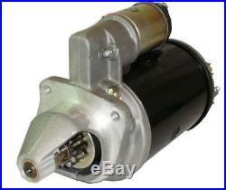 Jcb 3cx Perkins 110 2cx 2dx 3c 3cx 3d Loader Starter Motor Lrs969