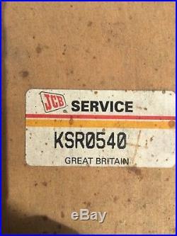 Jcb Diesel Refueling Pump P/n Ksr0540