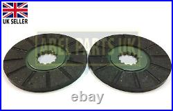 Jcb Parts - Disc Brake Pair 3c Mkii 384b Transmission (part No. 990/36100)