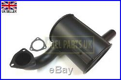 Jcb Parts - Exhaust Box Silencer (non Turbo) With Gasket (part No. 123/00307)