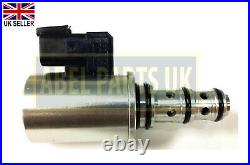Jcb Parts - Solenoid Valve For Various Jcb Models (part No. 25/220994)