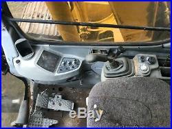 John Deere 110 hydraulic Excavator