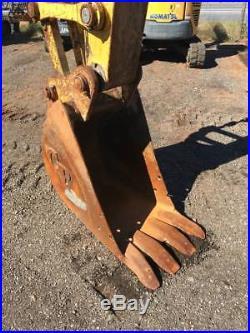 John Deere 120C Excavator