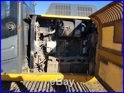 John Deere 120D Excavator with Hydraulic Thumb