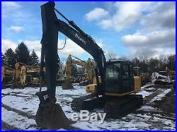 John Deere 120 Excavator