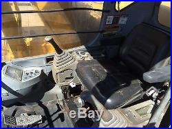 John Deere 120 Hydraulic Excavator Trackhoe Hyd. Thumb