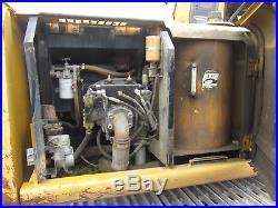 John Deere 160 LC Farm Excavator Tractor Dozer