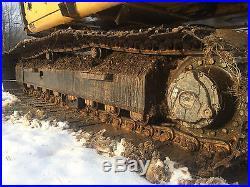 John Deere 200LC Excavator
