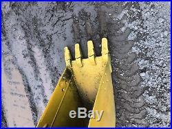 John Deere 290D Excavator