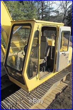 John Deere 290D Excavator Operator Owned Low Ground Pressure
