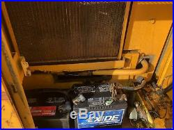 John Deere 350 Crawler Dozer With Winch