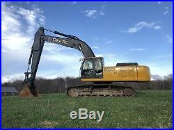 John Deere 350 D Hydraulic Excavator